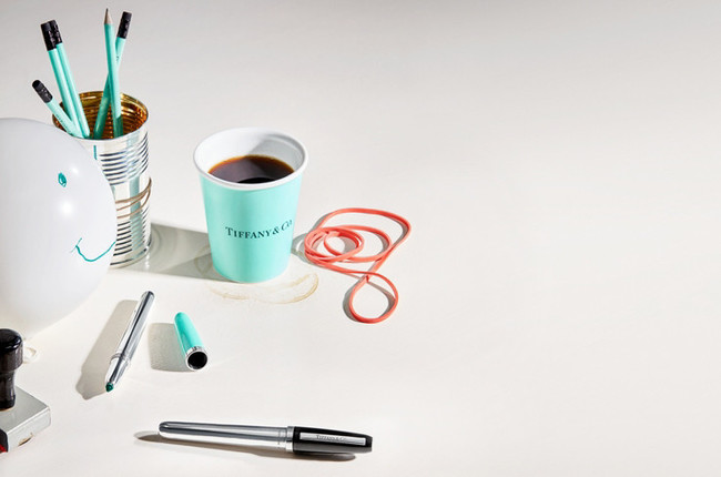 tiffany&co decoracion