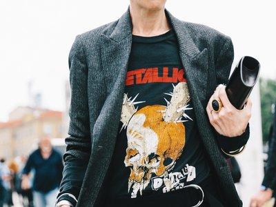 Camisetas de algodón. Parecen muy simples, pero son el must de la temporada