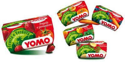 Yomo: yogur con verduras
