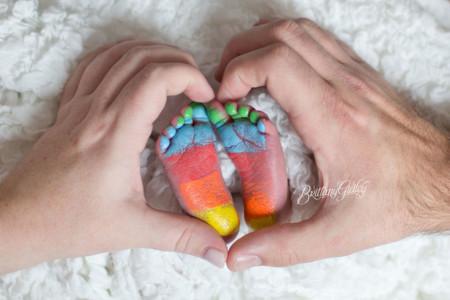bebe-arco-iris