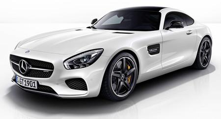 Mercedes-AMG GT, ahora con Night Package