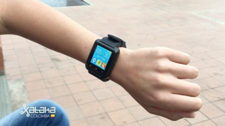 U80, análisis: un reloj inteligente de 8 dólares