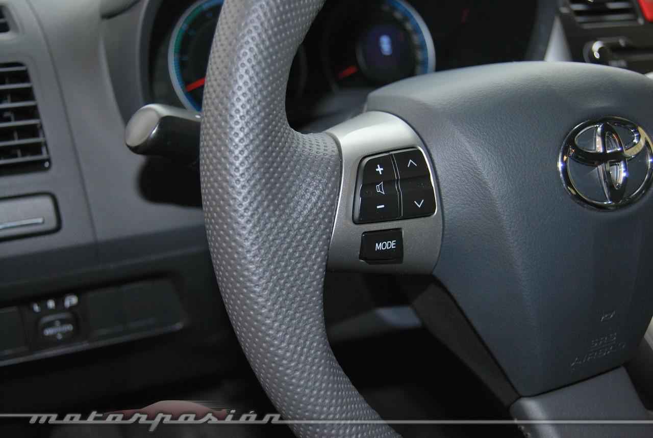 Foto de Toyota Auris HSD (prueba) (39/77)