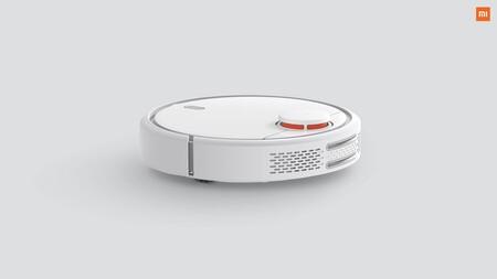 "El ""Roomba"" de Xiaomi a precio de escándalo este fin de semana: llévate este robot aspirador con WiFi y guiado láser por 180 euros"