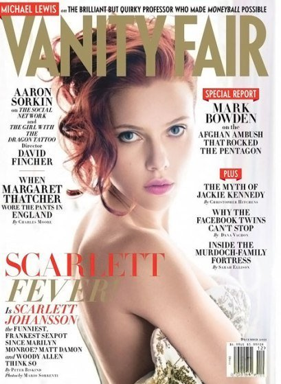Scarlett Johansson desnuda, <em>one more time</em>, pero esta vez todo consentido