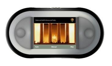 GPS Ranger, dispositivo GPS para visitas turísticas