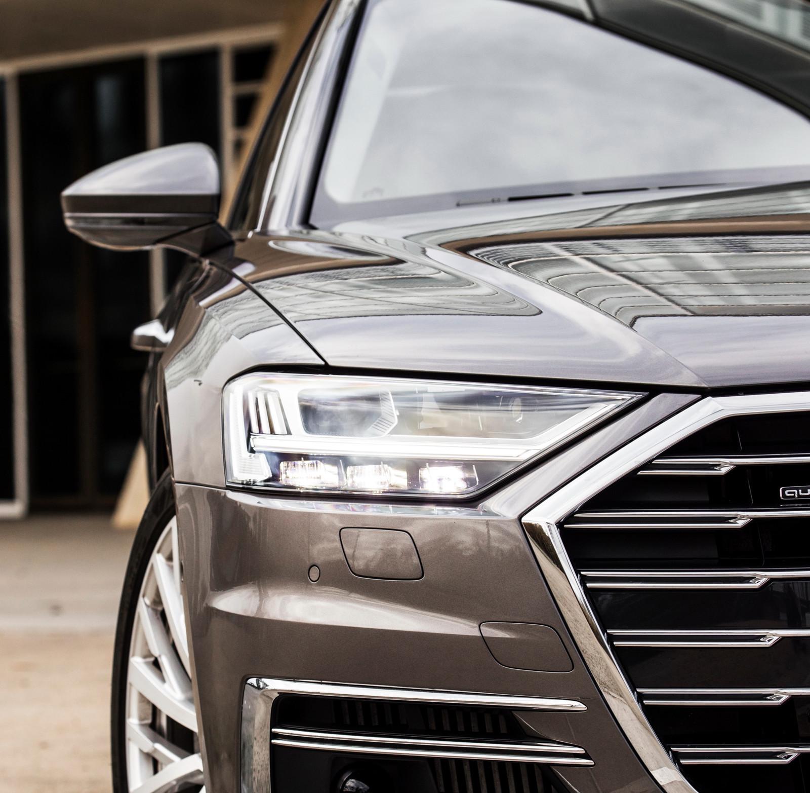 Foto de Audi A8 2018 (presentación) (18/81)