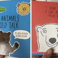Algunos libros no son lo que parecen: una abuela compró por error a su nieta de seis años un libro para adultos