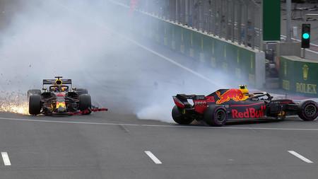 Ricciardo Verstappen Baku