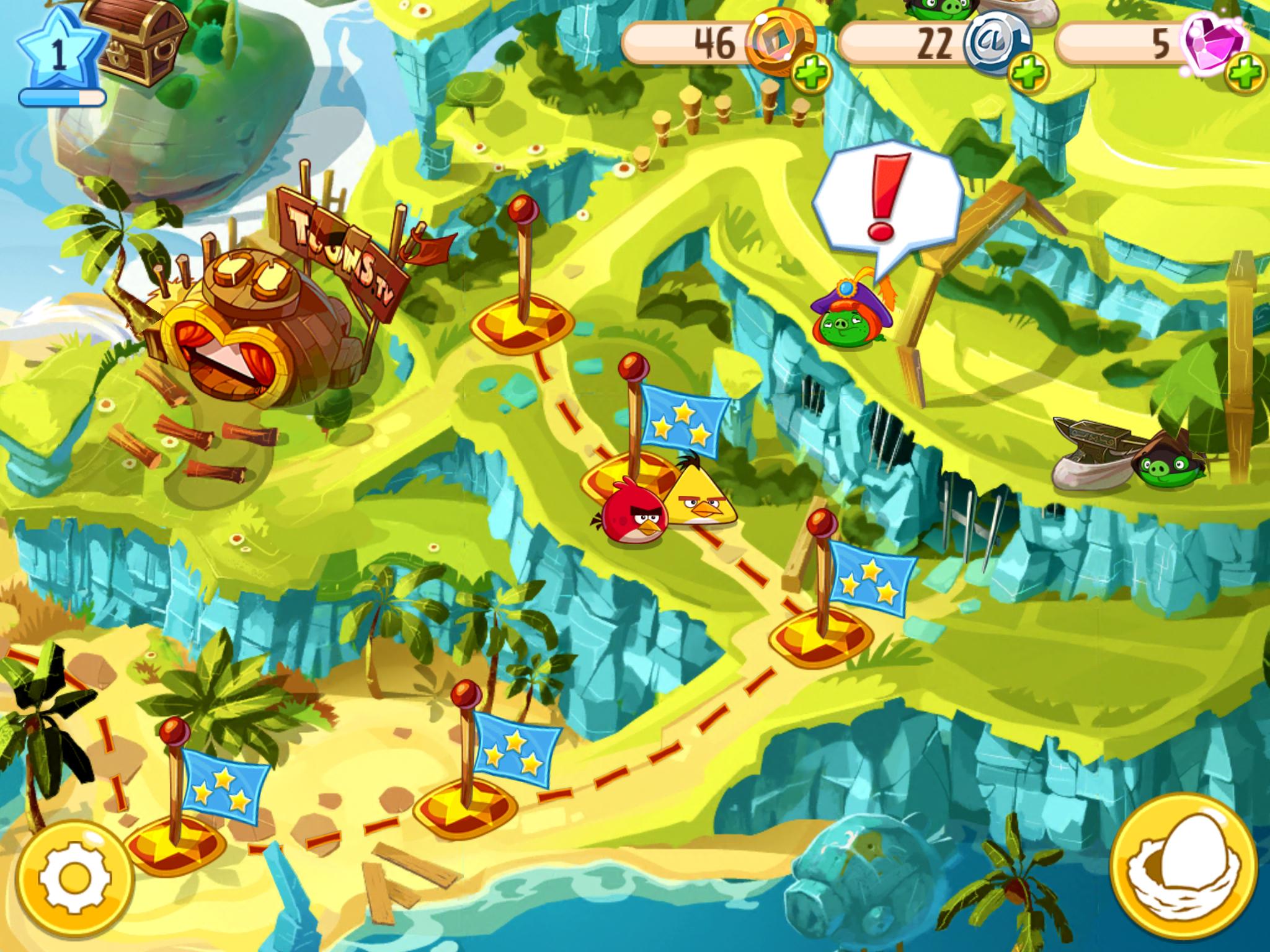 Foto de Angry Birds Epic (5/16)