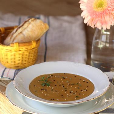 Crema castellana de garbanzos, el plato de cuchara que alegrará tus cenas