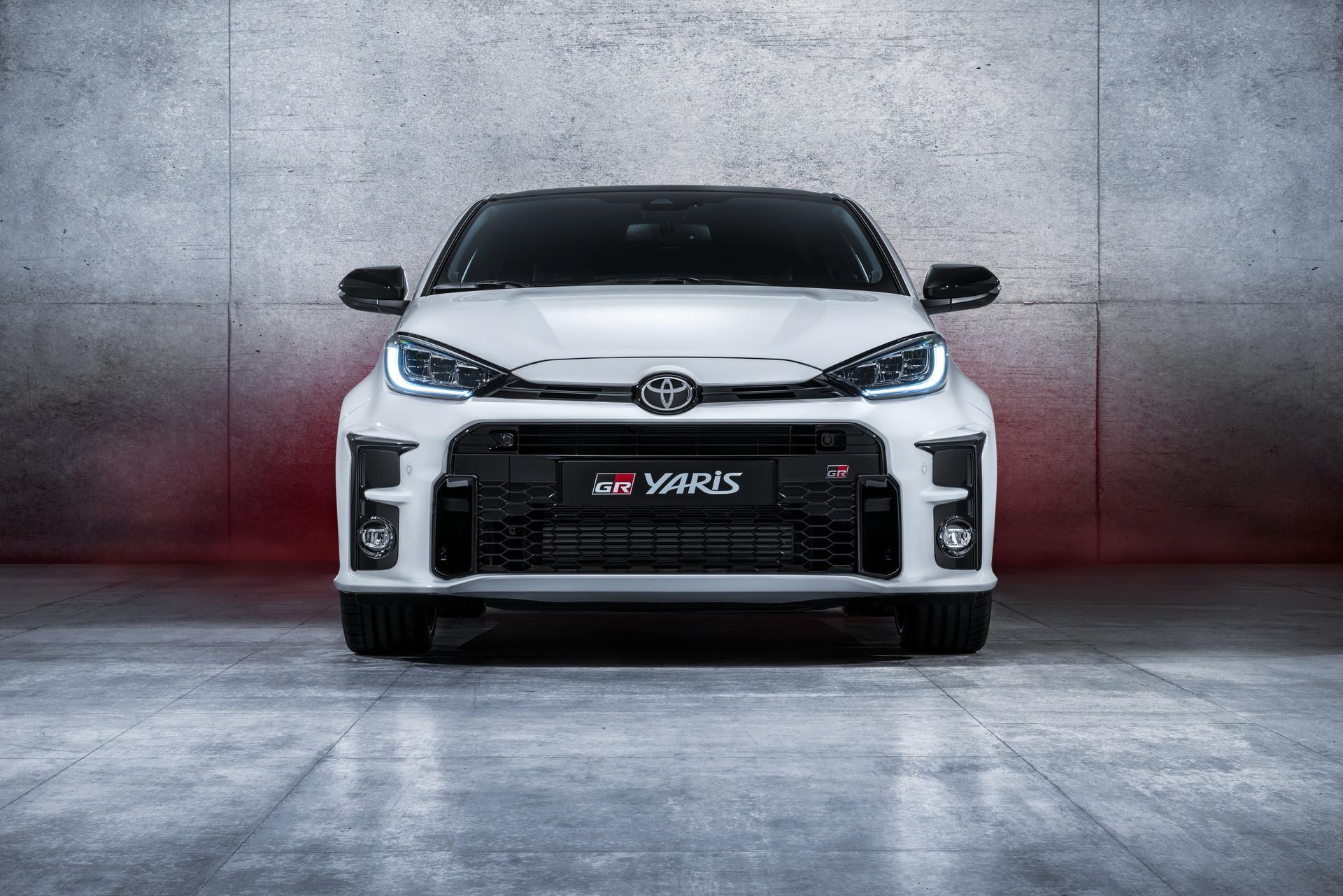 Foto de Toyota GR Yaris (1/18)