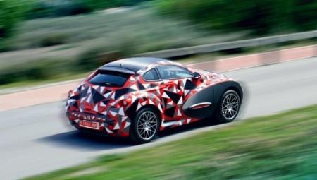 Cuidado Tesla, el deportivo 100% eléctrico español se asoma para 2016