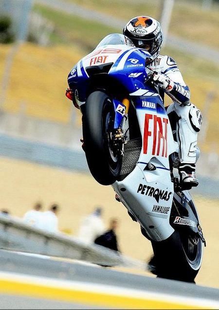 MotoGP'09: Lo mejor y lo peor de la carrera de Le Mans