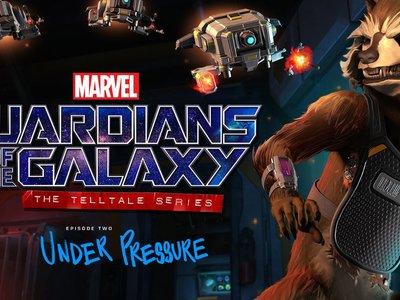 ¿Nebula o el pasado de Rocket Raccoon? Tú eliges en el episodio dos de Guardians of the Galaxy: The Telltale Series