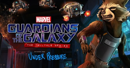 ¿Nebula o el pasado de Rocket Raccoon? Tú eliges en el episodio dos de Guardians of the Galaxy: The Telltale Series