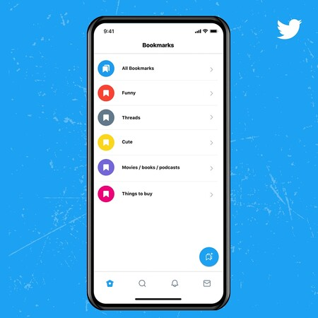 Twitter Blue Oficial Caracteristicas Carpetas Marcadores