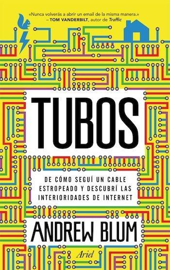 'Tubos' de Andrew Blum: de cómo seguí un cable estropeado y descubrí las interioridades de Internet