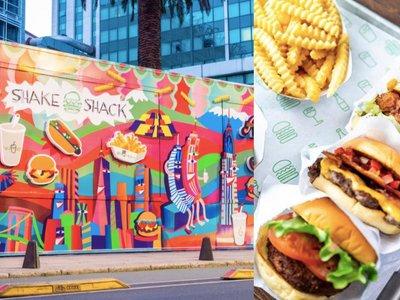 Llega a la Ciudad de México la cadena de hamburguesas Shake Shack