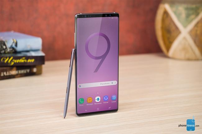 El supuesto Galaxy™ Note 9