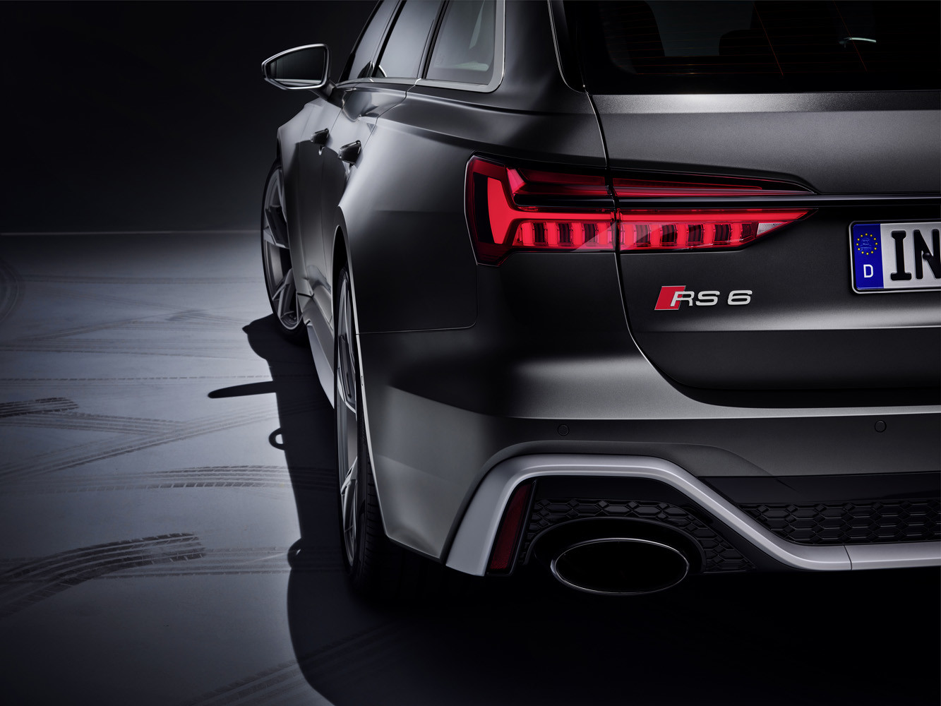Foto de Audi RS 6 Avant 2020 (15/18)