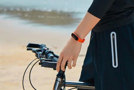 Xiaomi Mi Band 4 Bicicleta