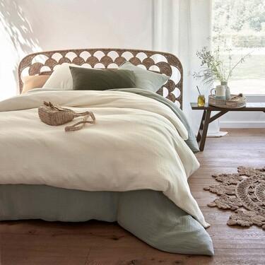 Cinco cabeceros de cama y un biombo en las rebajas de La Redoute que convierten cualquier dormitorio en un sueño de verano