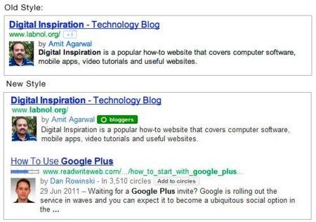 Google prepara mayor integración de Google+ con su buscador y con Blogger