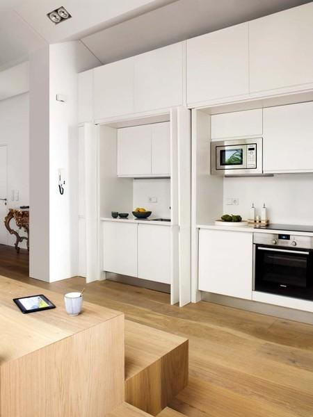 Apartamento de planta alargada y estrecha en Mallorca