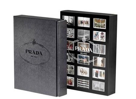 Prada y su historia en formato libro