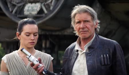 'Star Wars: El despertar de la fuerza', cartel IMAX, más fotos y spots con metraje inédito