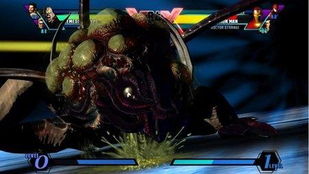 'Ultimate Marvel vs. Capcom 3'. Dr. Strange y Nemesis en acción. Mucho ojito con este último