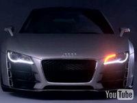 A Audi le crecen los enanos, vídeo oficial del Audi R8 TDI V12
