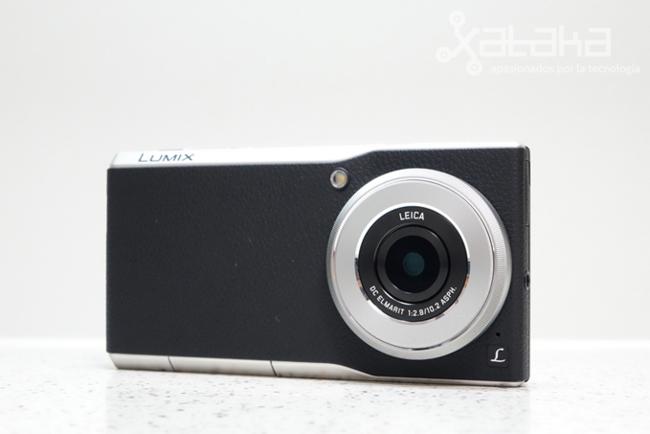 Panasonic Lumix CM1, análisis