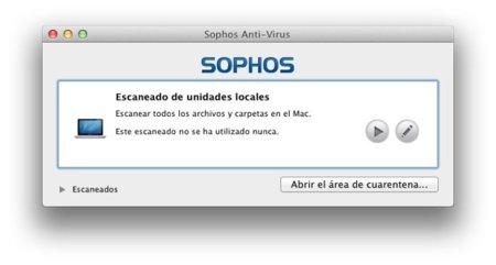 Bueno, bonito y gratis: se llama Sophos Antivirus