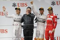 Continúa el dominio de Lewis Hamilton en el Gran Premio de China