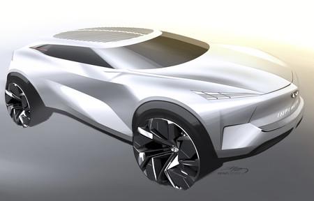 Estudiantes participarán en el proceso de diseño del SUV eléctrico de Infiniti
