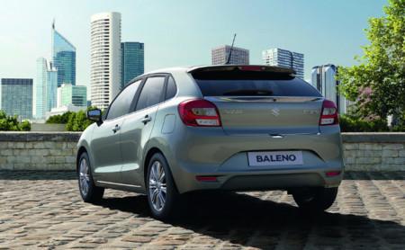Suzuki Baleno 2015
