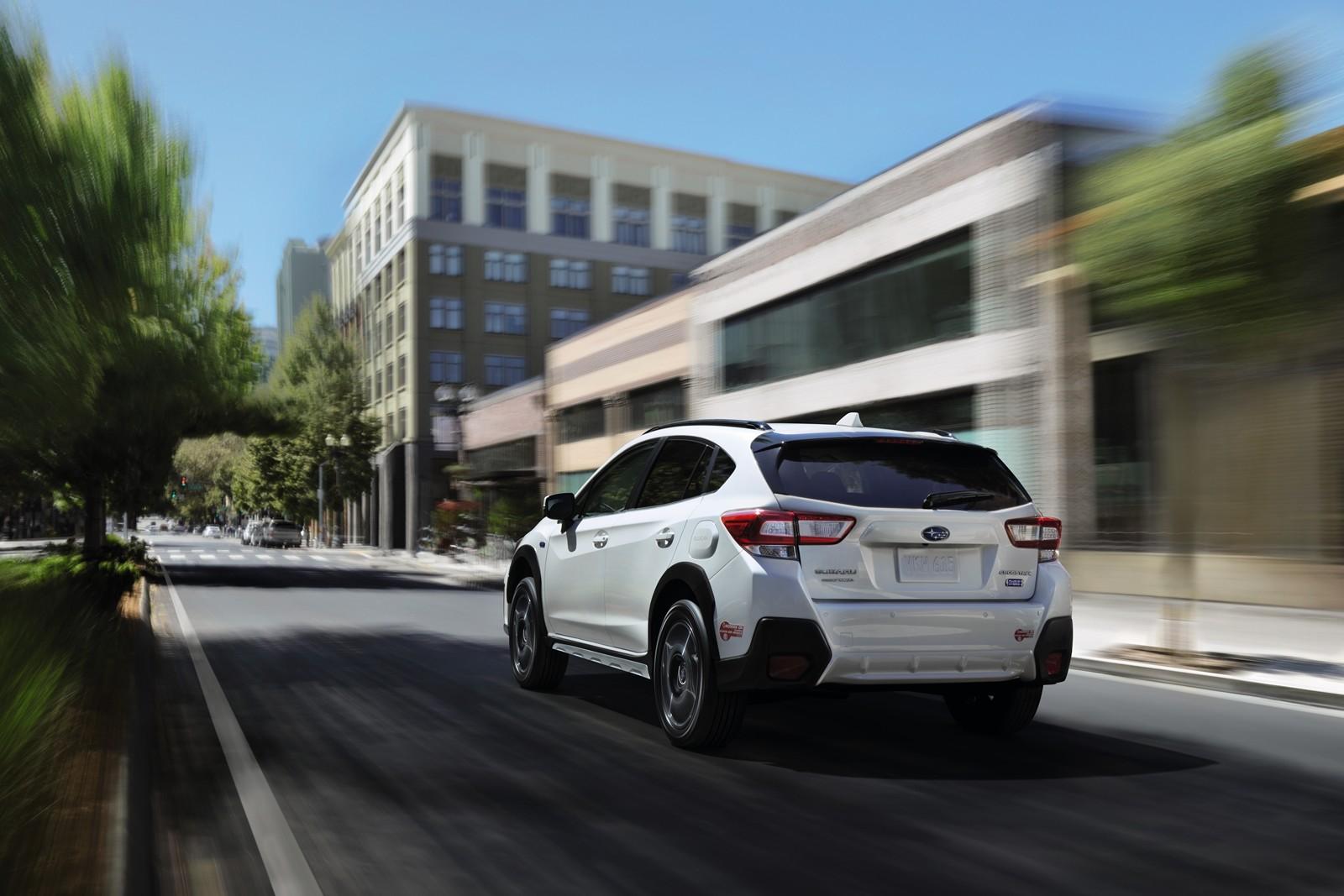 Foto de Subaru Crosstrek Hybrid 2019 (11/16)