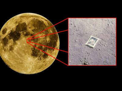 El recuerdo con mensaje incluido que dejó Charles Duke en la Luna hace 45 años
