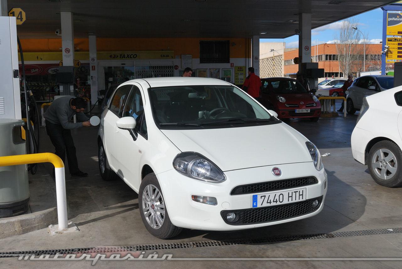 Foto de Fiat Punto 1.4 GLP (prueba) (22/70)