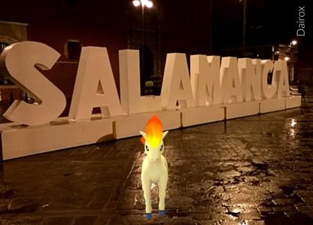 Ponyta Salamanca