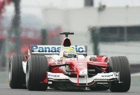 Pole para Ralf Schumacher