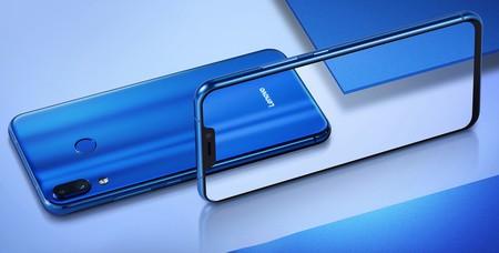 Lenovo Z5 Blue