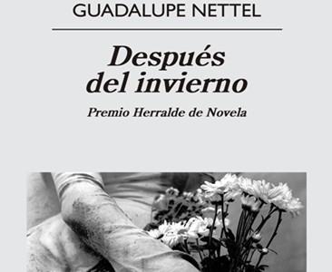 'Después del invierno', de Guadalupe Nettel
