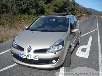 Prueba: Renault Clio 2.0 16v (parte 1)
