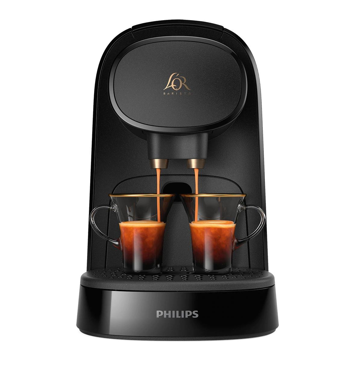 Cafetera espresso automática de Philips L'OR
