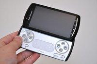 PSP Phone (Xperia Play) funcionando en vídeo