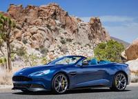 Aston Martin Vanquish Volante: Ahora mira al cielo