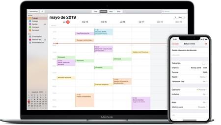 Cómo mover y copiar eventos de un calendario a otro en nuestro iPhone, iPad o Mac